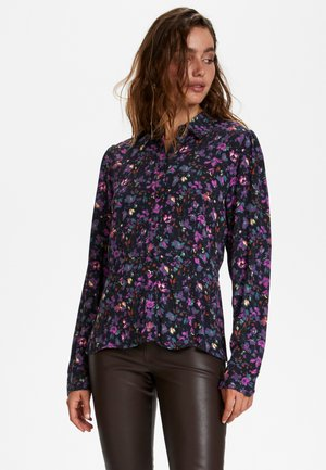 FRANKLIN  - Button-down blouse - mountain flowers