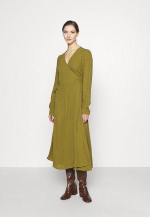 ELASTICA  - Korte jurk - green
