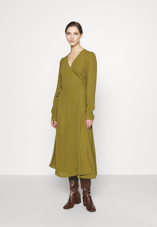 ELASTICA  - Day dress - green