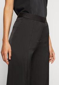 Victoria Victoria Beckham - ROUSER - Kalhoty - black - 7
