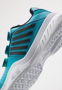 K-SWISS - COURT EXPRESS STRAP OMNI - Multicourt tennis shoes - algiers blue/white - 5