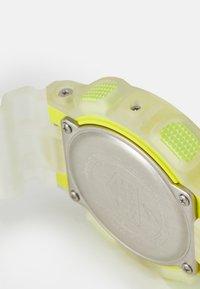 G-SHOCK - SKELETON - Chronograph watch - transparent - 3