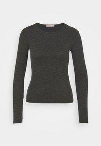 Anna Field Petite - Långärmad tröja - mottled grey - 4