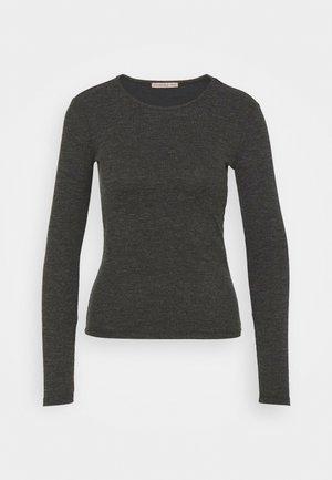 Longsleeve - mottled grey