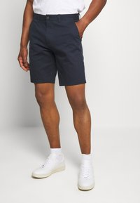 Burton Menswear London - 2 PACK - Shorts - navy/toffee - 3