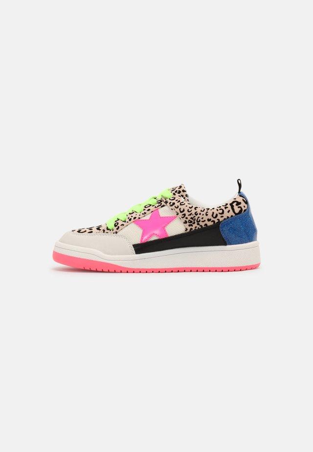 JGOODY - Sneakers laag - leopard multi
