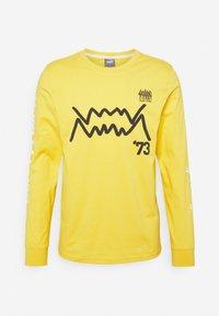 Puma - Long sleeved top - yellow - 4