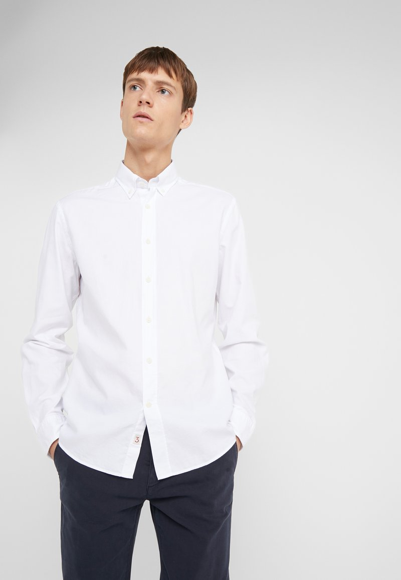 HKT by Hackett - SUPER OXFORD SHIRT - Skjorter - white