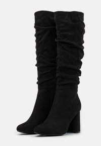 ONLY SHOES - ONLBRODIE LIFE BOOT - High heeled boots - black - 2
