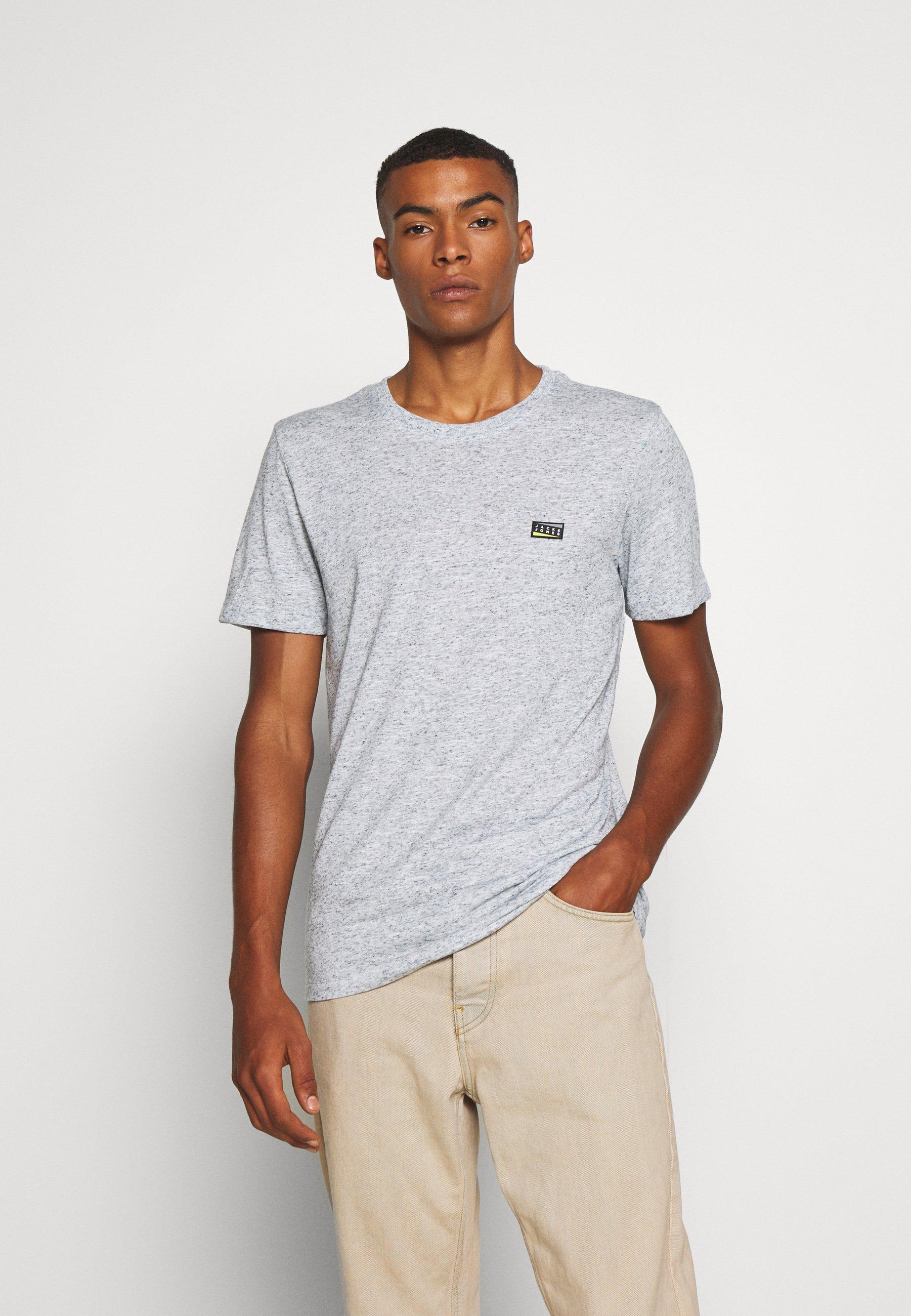 Men JCOKAIDEN TEE CREW NECK - Print T-shirt