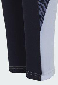 adidas Performance - Leggings - blue - 3