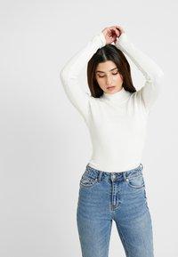 Even&Odd Petite - Pullover - off-white - 0