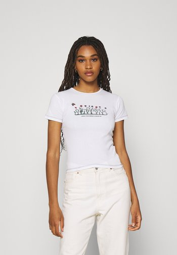 NATURE RULES EVERYTHING BABY TEE