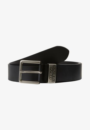 Belt - nero black