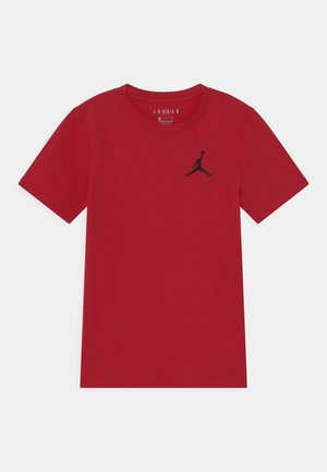 JUMPMAN AIR - T-shirt con stampa - gym red