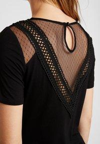 Morgan - DREAM - Print T-shirt - noir - 5