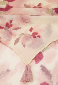 PARFOIS - PRINTED SCARF WATER FLOWERS  - Scarf - light pink - 2