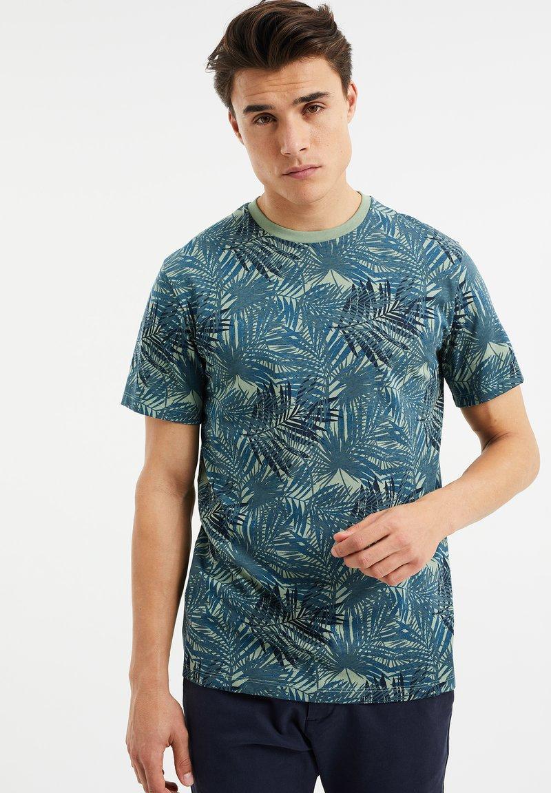 WE Fashion - Print T-shirt - all-over print