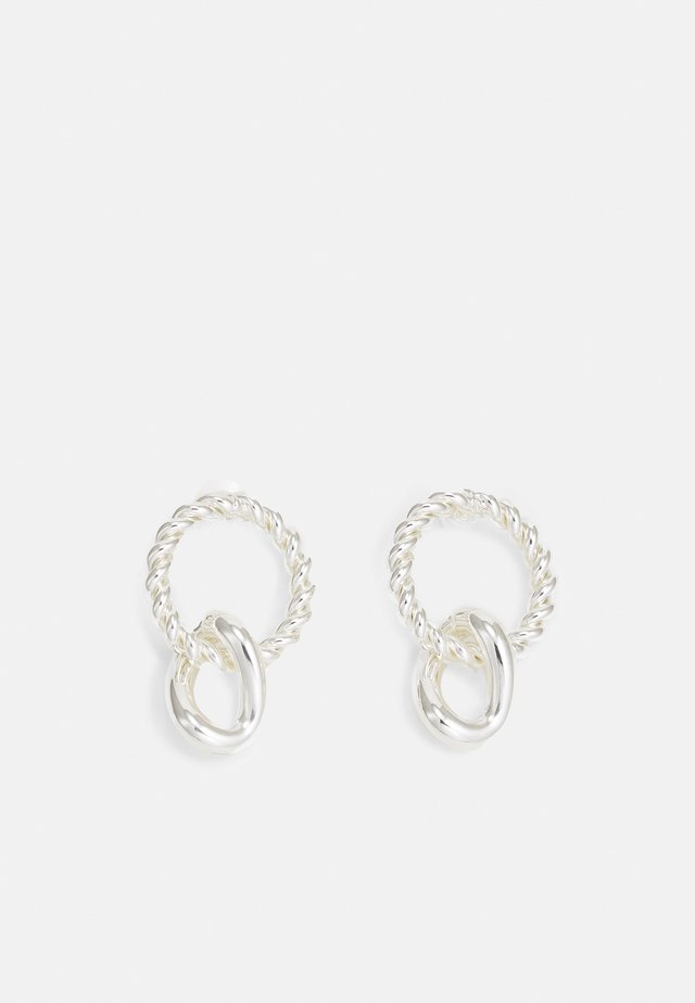 PASCAL EARRINGS - Earrings - silver-coloured