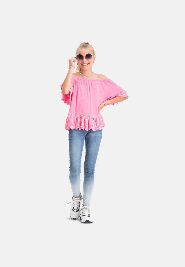 Skinny džíny - light bleach
