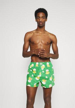 KUEKEN - Boxer shorts - bright green