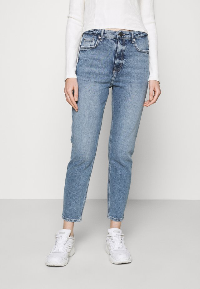 EDITION SLIM BROOKE  - Straight leg jeans - mid auth