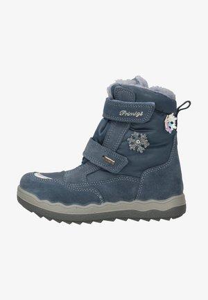 Winter boots - azzurro/jeans 22