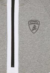 Automobili Lamborghini Kidswear - MULTICOLOR HALF ZIP - Sweatshirt - grey antares - 2