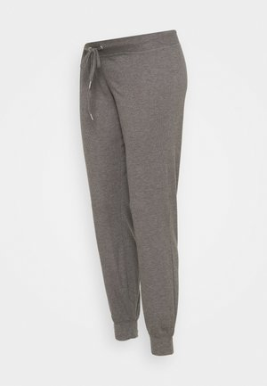 MLKEHLA PANT - Tracksuit bottoms - medium grey melange