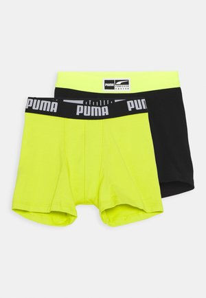 BOYS PATCH LOGO BOXER 2 PACK - Pants - black combo