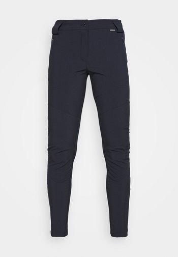 DORAL - Outdoor trousers - dark blue