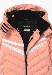 Reima - AUSTFONNA - Snowboard jacket - powder pink - 3