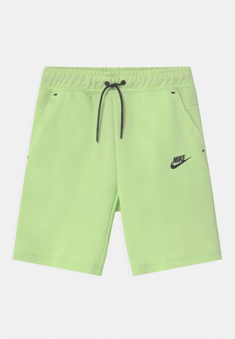Nike Sportswear - Tracksuit bottoms - liquid lime/black