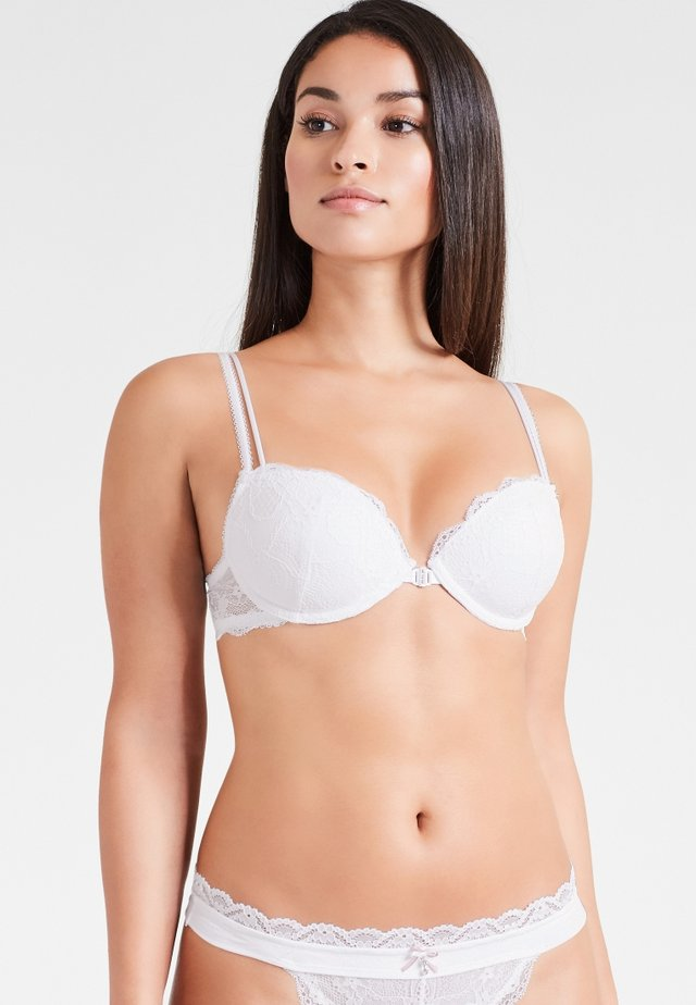 Reggiseno push-up - weiß