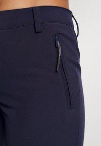 Icepeak - ARGONIA - Pantalons outdoor - dark blue - 4