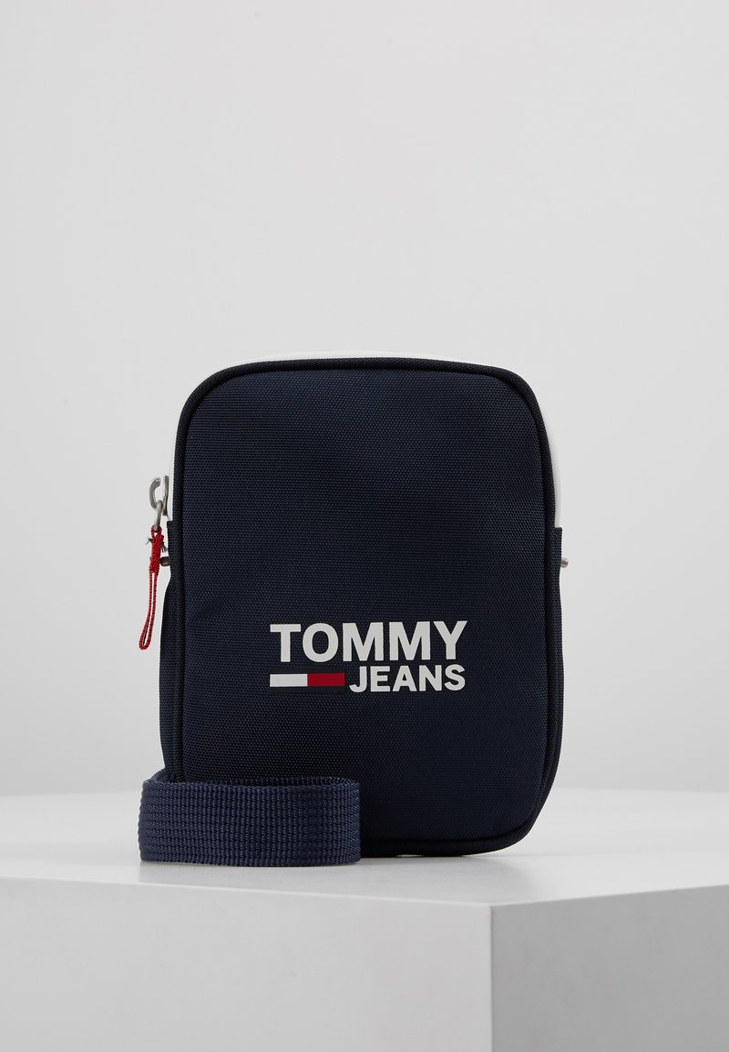 Tommy Jeans - COOL CITY COMPACT - Torba na ramię - blue