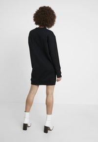 Calvin Klein Jeans - DRESS - Day dress - black - 2