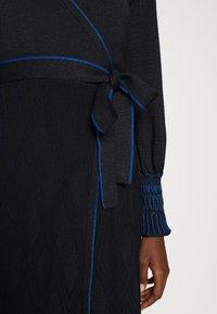 Diane von Furstenberg - YOLANDA DRESS - Jumper dress - new navy - 7