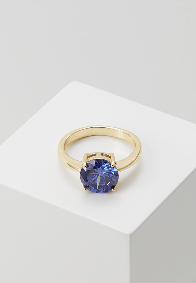 LADY RING - Anello - dark blue