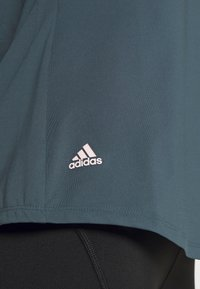 adidas Golf - ULTIMATE 365 GOLF SLEEVELESS - Tekninen urheilupaita - legacy blue - 5