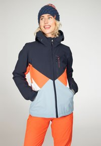 Protest - KELIS - Snowboardjacke - space blue - 0
