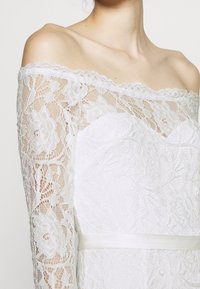 Nly by Nelly - SAY YES GOWN - Occasion wear - white - 5