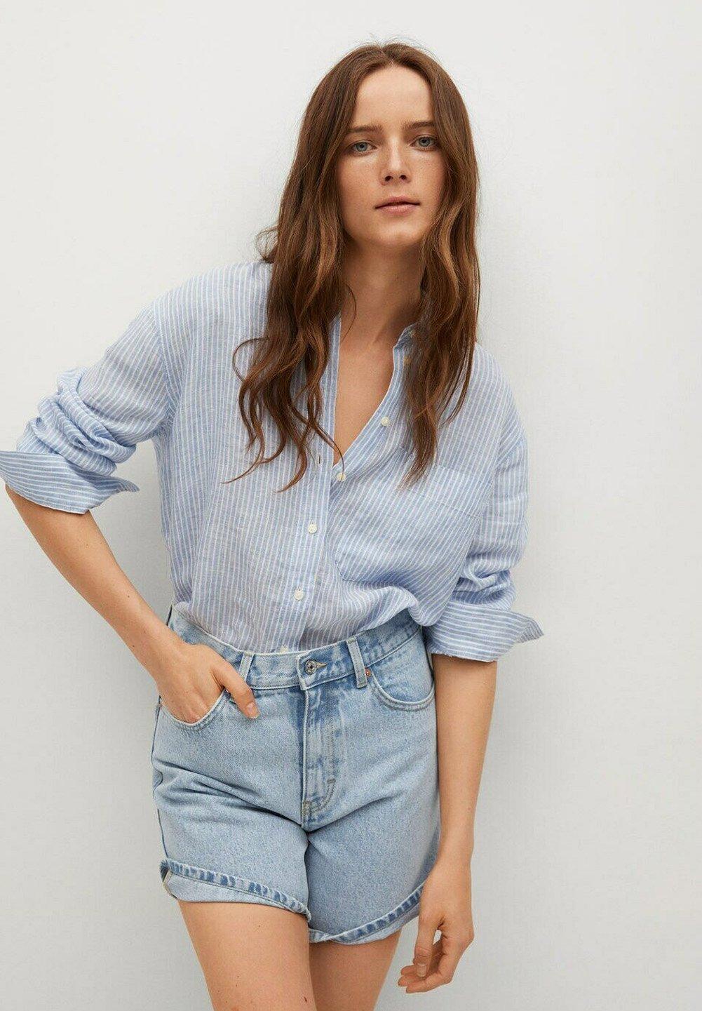 Donna ZAIDA - Shorts di jeans