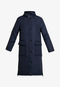 Marc O'Polo - BIG PUFFER COAT PADDED REVERSIBLE - Winter coat - midnight blue - 5