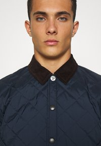 Barbour Beacon - STARLING QUILT - Giacca da mezza stagione - navy - 5