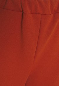 Missguided - JOGGER - Tracksuit bottoms - rust - 5