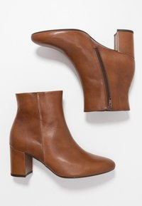 Gabor - Classic ankle boots - new whsiky - 3