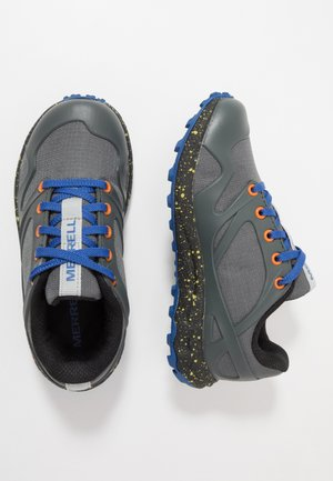 M-ALTALIGHT LOW - Hiking shoes - grey/orange