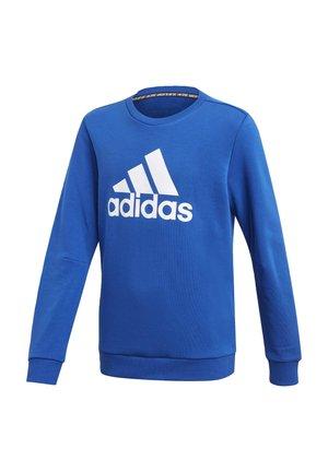 MUST HAVES CREW SWEATSHIRT - Sweatshirt - blue