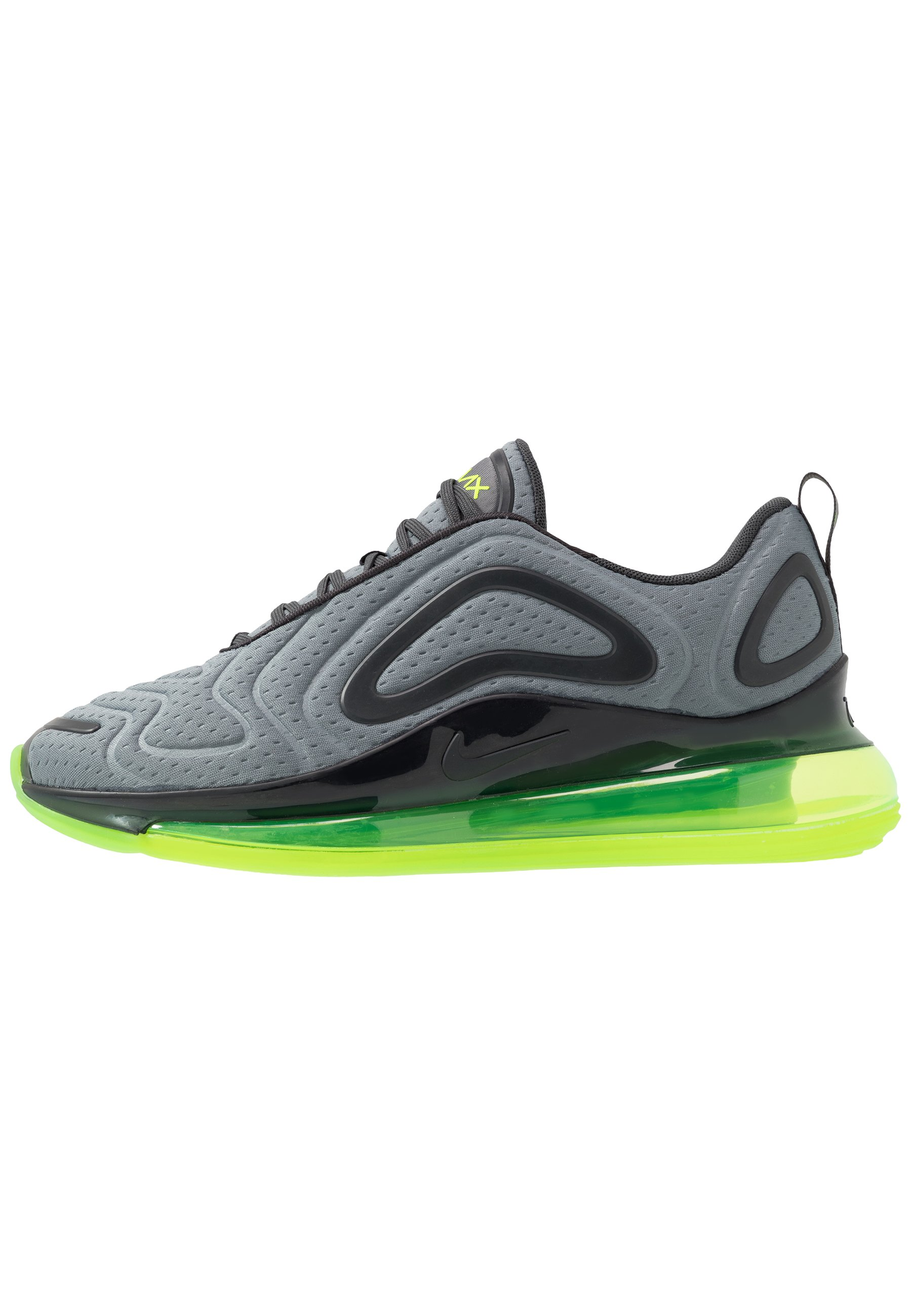AIR MAX 720 - Sneakers laag - smoke grey/electric green/anthracite